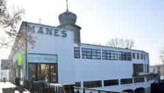 Das Künstlerhaus Manes wird unser Silvester-Ort