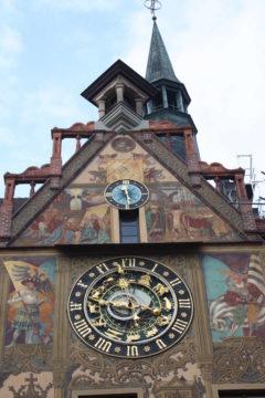Ulm Rathaus Astronomische Uhr