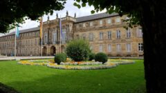 Neues Schloss in Bayreuth