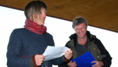 Unser Reiseleiter-Duo Lenka und Arthur macht diese Reise zu einem ungewöhnlichen Erlebnis