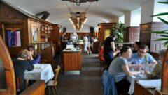 """Das Gasthaus """"Rebhuhn"""" bietet angenehme Atmosphäre und ausgezeichnetes Essen"""
