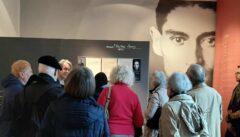 Ein Besuch von Kafkas Sterbezimmer im ehemaligen Sanatorium in Kierling bleibt unvergeßlich