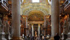 Schönheit und Bildung: die Wiener Nationalbibliothek