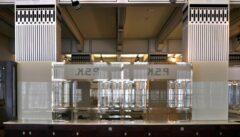 Gläserne Schönheit; die Schalterhalle der Postsparkasse von Otto Wagner