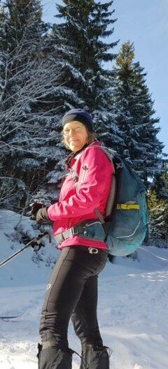 Reiseleiterin Anke Redeker