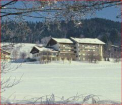 Unser Hotel Sonnbichl - Südwestseite von Lam