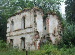 Vergessenes Schloss in Maires