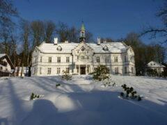 Schloss Buchenau - direkt neben unserem 2. Quartier