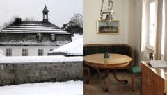 Das Rosenberger Gut ist ein Ort für Landschaft und Literatur