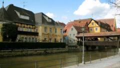 Die Stadt Amberg war ein Zentrum der mittelalterlichen Eisenindustrie