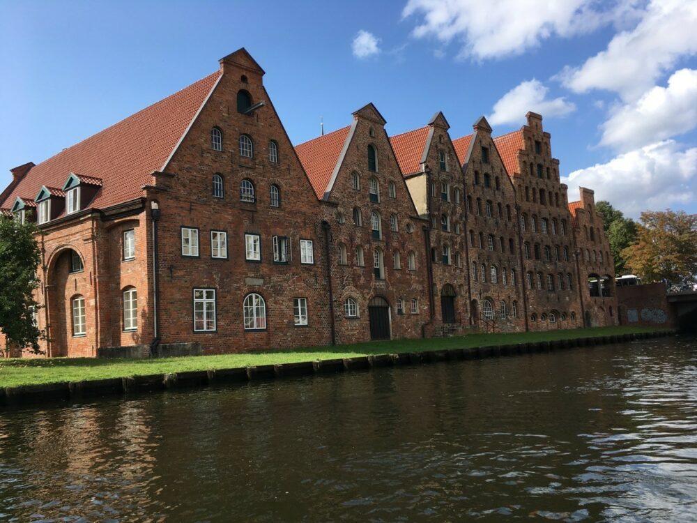 Lübeck, Salzlagerhäuser