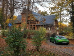 Eine von so vielen: Potsdamer Villa