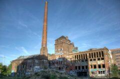 Eisfabrik an der Spree - immer noch lostplace?