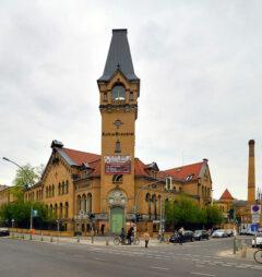 3 Fußminuten zur Kulturbrauerei, wo auch Berlin-on-Bike seinen Sitz hat