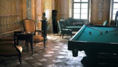 Schloss Dux, Billardzimmer