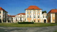 Duchcov: Schloss Waldstein, Ort von Goethe und Casanova