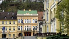 Das verträumte Teplitz war einst ein großer Konkrrent für Karlsbad