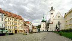 Das verträumte Teplitz war einst ein großer Konkurrent für Karlsbad