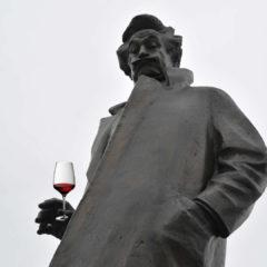 Auch Leos Janacek war ein großer Freund des mährischen Weins.
