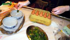 Mährischer Ostereierfärbekurs: einfach aber wirkungsvoll