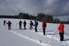 Skilanglauf querfeldein - Winterreisen zwischen Osser und Arber