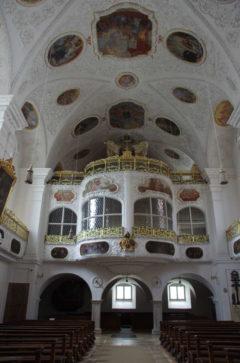 Kirche St. Walburga in Eichstätt