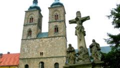 Das Prämonstratenserkloster Tepl: Romanik und Barock