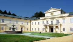 Klassizistische Ästhetik: das Metternich-Schloss Kynzvart