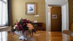 Zu Besuch bei Goethe: Originalzimmer im Weißen Lamm