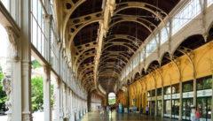Ein ästhetisches Wunder: die Kolonade von Marienbad