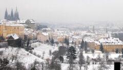 Vor allem die Prag Kleinseite wird im Winter zum Märchenort