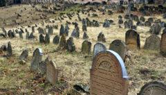 Überall war das Landjudentum vertreten. Der jüdische Friedhof von Ivancice gehört zu den eindrucksvollsten Friedhöfen Mährens