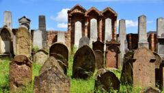 Brünner Juden mussten sich bis 1852 in Ivancice begraben lassen