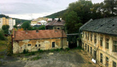 """""""Schindler´s Arche"""": eine ehemalige Löw-Beer-Fabrik in Svitavy"""