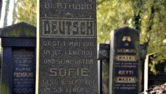 Der Brünner Jüdische Friedhof zwischen deutscher und tschechischer Kultur