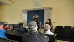 Besuch der Brünner Synagoge