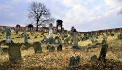 Jüdischer Friedhof in Ivancice