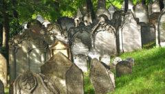 Die großen Rabbinergräber von Mikulov
