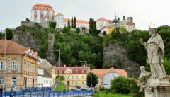 Schloss Vranov über der Thaja