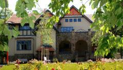 Jugendstil und Folklore meisterhaft kombiniert: Die Villa des Architekten Dušan Jurkovič