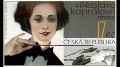Eine hochbegabte Frau in einer Männerdomäne: die Dirigentin und Komponistin Vitezslava Kapralova