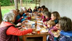 Ein emotionales und kulinarisches Erlebnis: Essen bei unseren Freunden Anja und Janusz