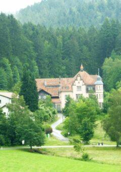 Die Jugendstilvilla in Lambach, mit dramatischen alten und aktuellen Geschichten