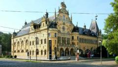 Das alte Kaiserbad in Liberec: heute eine aufregende Kunstgalerie