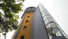 Der Wasserturm von Bohumin. Ein ungewöhnliches Quartier