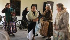 Im Dörfchen Bolatice zeigen die Frauen ihre alten schlesischen Trachten