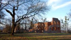 Die Ruine des Eichendorff-Schlosses Lubovice ist ein Höhepunkt deutscher Romantik