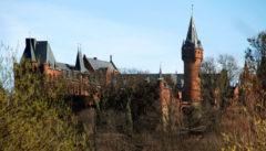 Schloss Graetz, Sitz der Fürstenfamilie Lichnowsky, war einst der Treffpunkt der Kulturelite des 19. Jahrhunderts