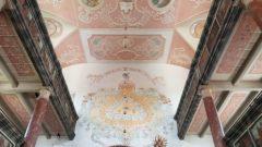 Interieuer Markgrafenkirche