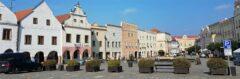 Marktplatz von Slavonice